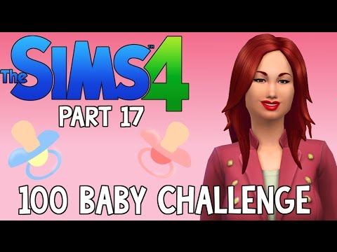 The Sims 4: 100 Baby Challenge – Cool Clothing (Part 17)