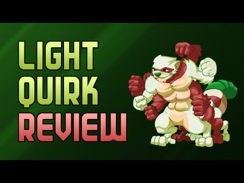 Light Quirk Review - Miscrits