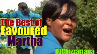 Gambar cover The Best of Favoured Martha -DJChizzariana