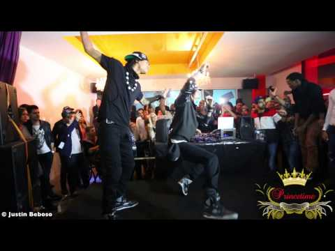 LES TWINS - live in Vienna - @Dots21 by Justin Beboso