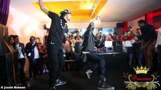LES TWINS - live in Vienna @Dots21