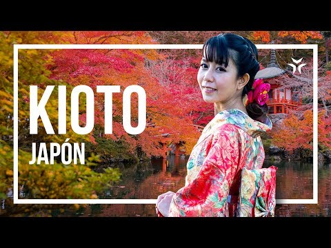 Kioto: Antigua Capital Nipona