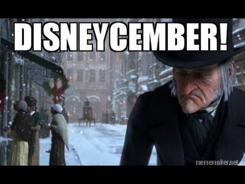 Disneycember: A Christmas Carol