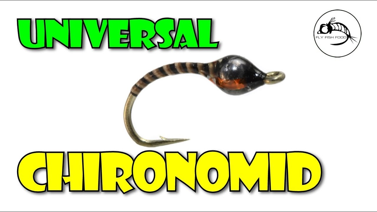 Universal Chironomid from Fly Fish Food