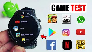 Cheapest Android SmartWatch | Unboxing & Gaming Test