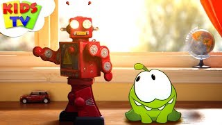 Robo Friend | Om Nom Cartoons | Episode 10 | Stories For Children