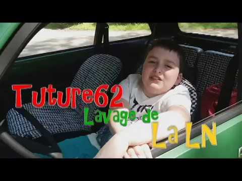 Lavage De La LN Citroën Modèle 1977