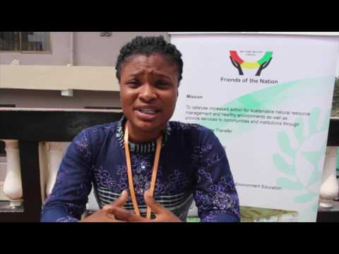 IIED ASM dialogues in Ghana: Josephine Valajega