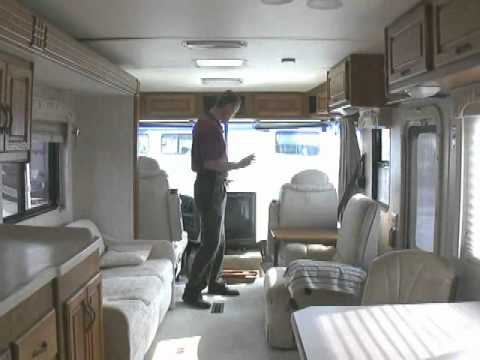 SOLD 1996 37ft Holiday Rambler Endeavor LE 27021A