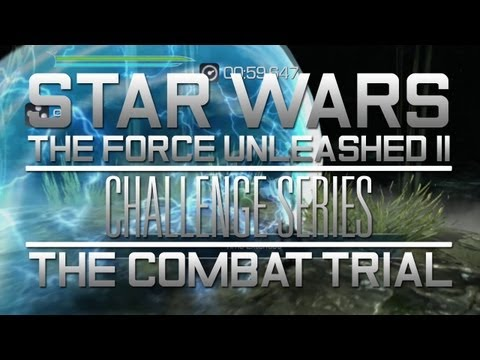 star-wars:-the-force-unleashed-2:-#1-challenge-mode-|-hd-gameplay-walkthrough---let's-play!
