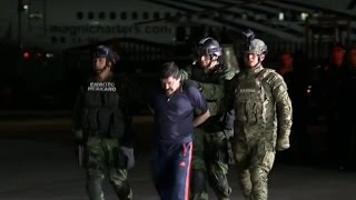 Infamous drug lord caught after deadly gun battle