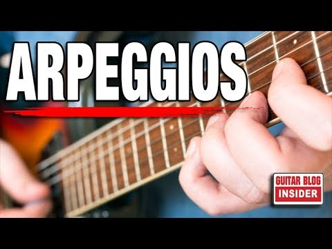 Take a Deep Breath Before Trying These Arpeggios