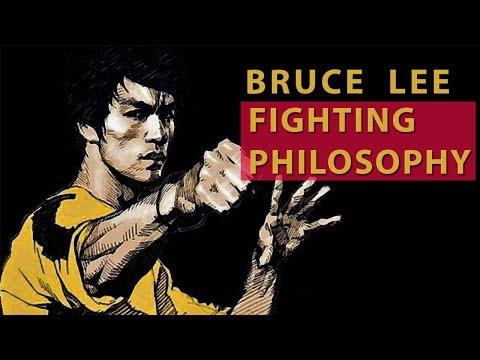 Bruce Lee Fighting Philosophy