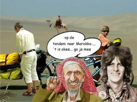 Armand - Op De Tandem Naar Marokko (1970)