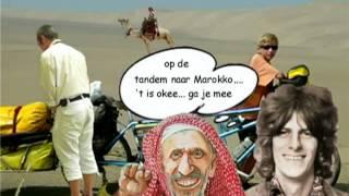 Gambar cover Armand - Op De Tandem Naar Marokko (1970)