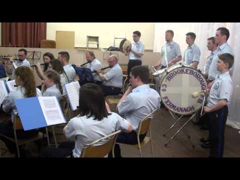 Brookeborough Flute Band @ LYD Festival of Melody Flute Bands