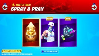 CLAIM THESE FREE ITEMS in Fortnite! (NEW FREE REWARDS)