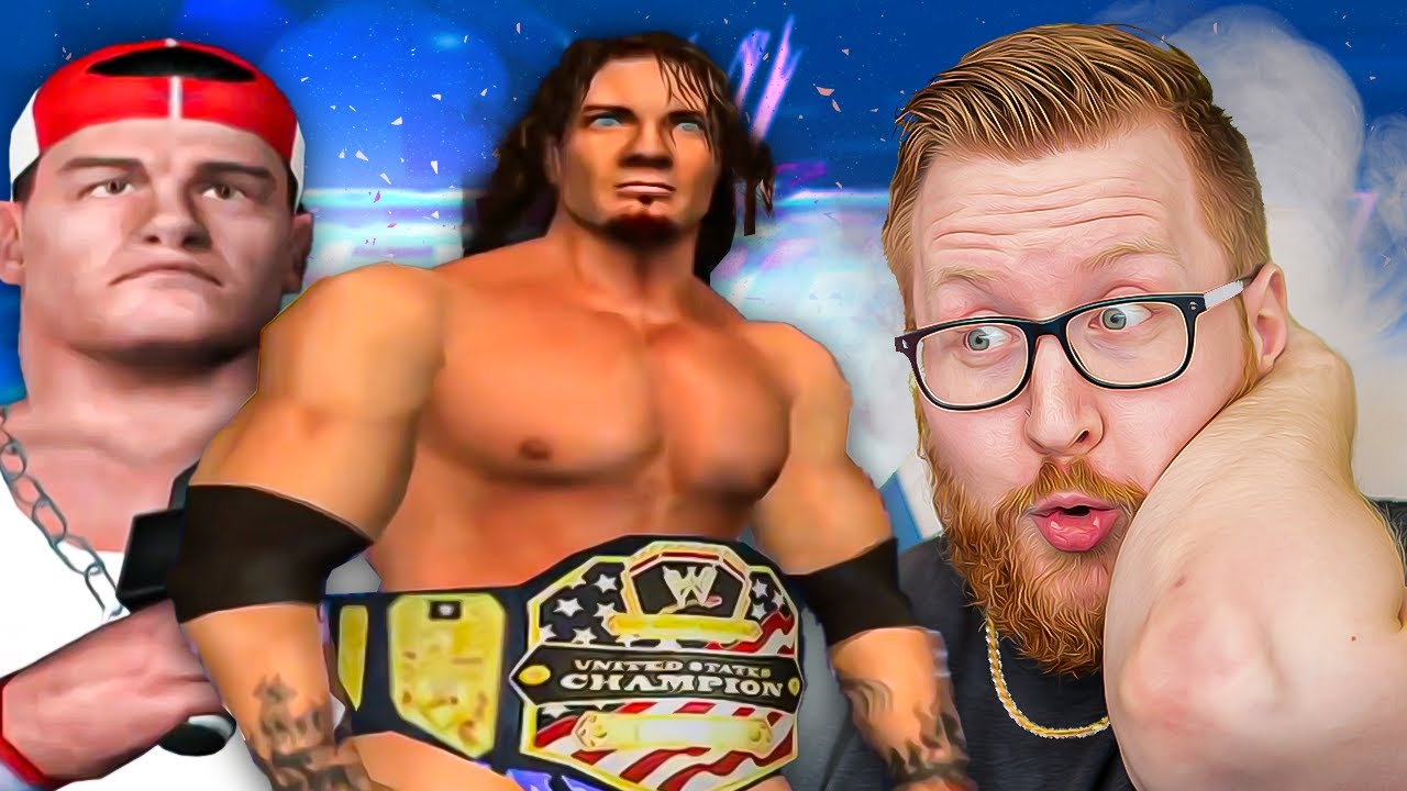 Download I played an entire WWE SmackDown HCTP Season Mode in 1 video