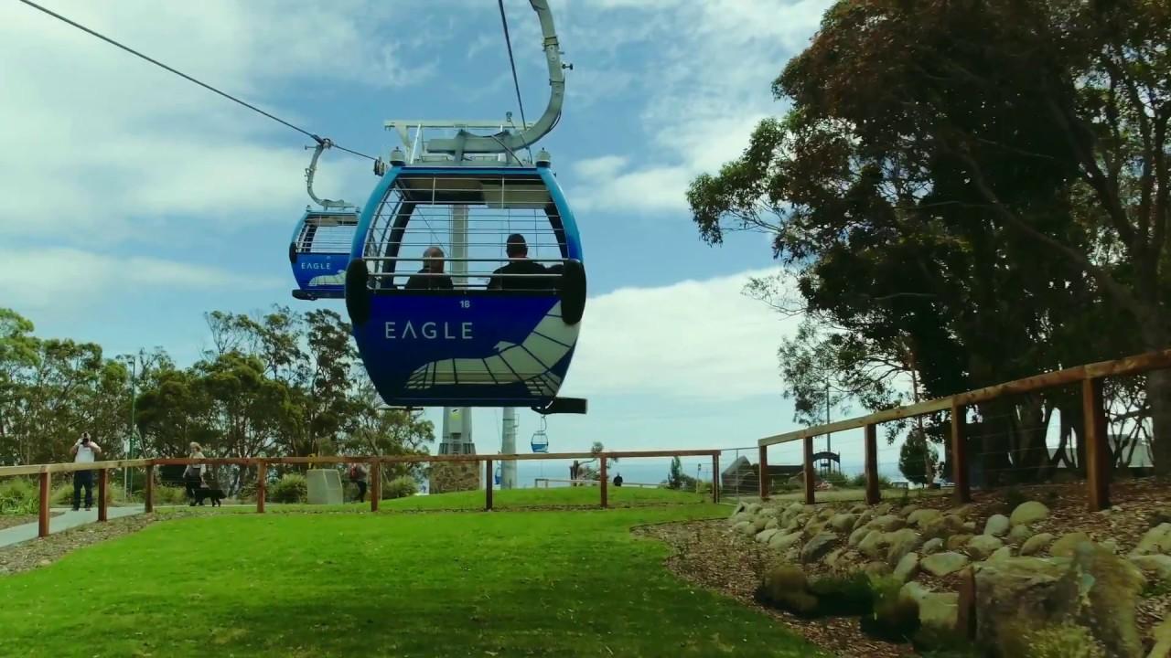 Arthurs Seat Eagle promo (drone Jan17) - YouTube