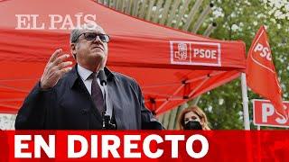 DIRECTO #4M | GABILONDO presenta su programa electoral