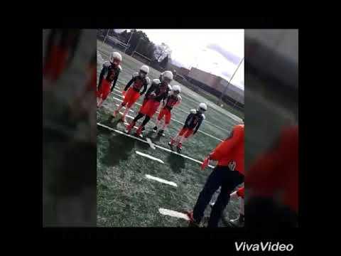 Windy City Dolphins Junior Pee Wee RECAP vs addison cowboys 2017