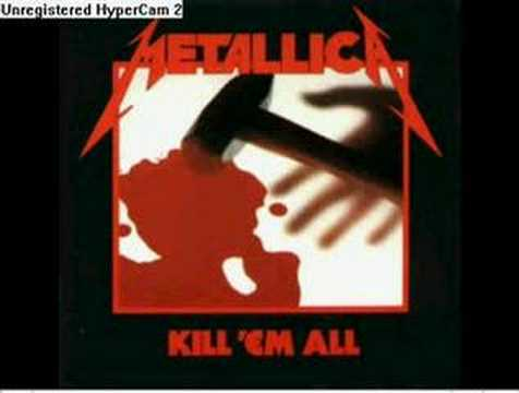 Metallica-The Four Horsemen