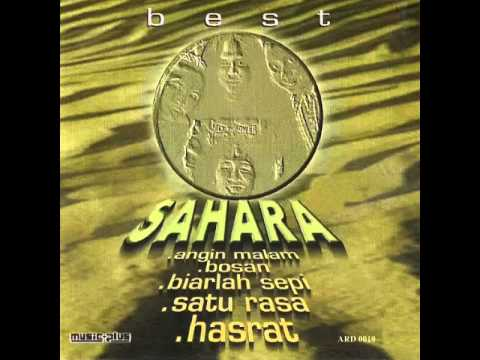 Sahara - Biarlah Sepi (The Best 2000)
