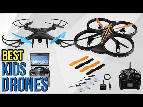 10 Best Kids Drones 2017