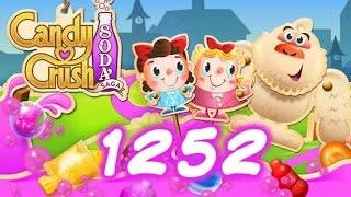 Candy Crush Soda Saga Level 1252