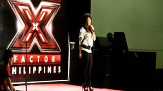 X FACTOR PHILIPPINES PRE-AUDITION 2011 (GENSAN)-ZENDEE ROSE TENEREFE