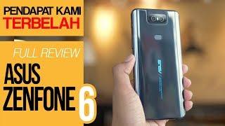 Asus Zenfone 6 / 6Z Full Review Indonesia - Antara Bagus dan OK