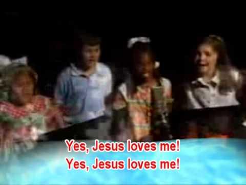 Jesus Loves Me > Lyrics | Anna B. Warner
