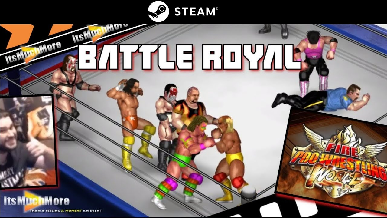 how to add characters to fire pro wrestling world