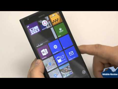 Обзор Nokia Lumia 1520