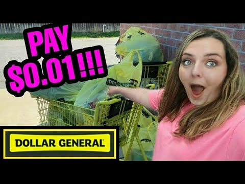 70% Off + Penny Shopping List For Dollar General Tuesday 10/6/20