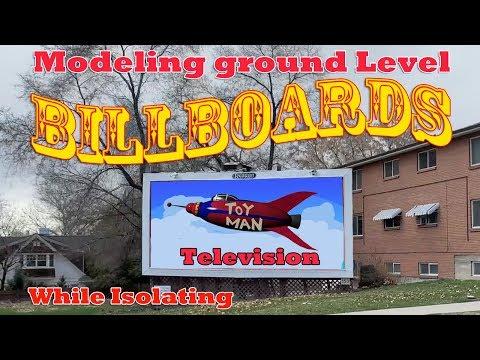 modeling-ground-level-billboards-while-socially-isolating