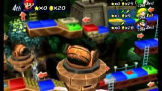 Wii: Mario Party 8 Trailer