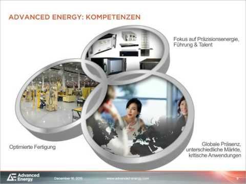 Thyro-PX – Advanced Energy präsentiert seinen neuen Thyristor-Leistungssteller!