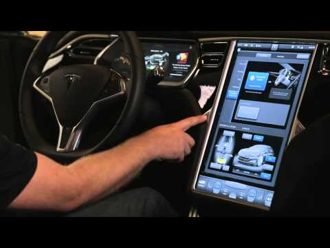 Tesla Model S   Official Walkthrough HD + 3D