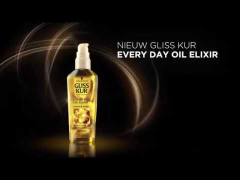 GLISS KUR EVERY DAY OIL ELIXIR