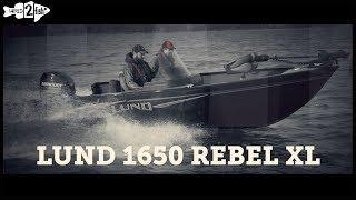 New 2019 Lund Boats 1650 Rebel XL Walk-Through