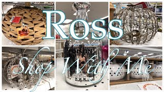 ROSS~SHOPPING FOR FALL DECOR~LET'S GO HAVE SOME FUN!