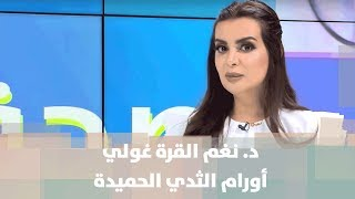د. نغم القرة غولي - أورام الثدي الحميدة