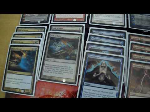 Magic The Gathering (USA Control Breakdown)