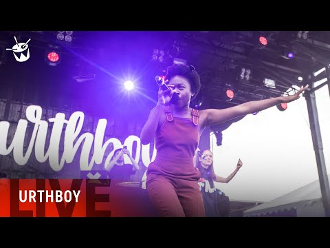Urthboy Ft. Sampa The Great - Second Heartbeat (triple j One Night Stand)