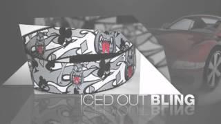 Bulldog Clubs Fly Fresh Denim Belt Tbl5b