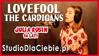 Lovefool - The Cardigans (cover by Julia Rusin) #1434