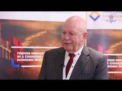 TMS Ship Finance & Trade Conference 2019, Andrew Simmons, CEO, Global Marine Transport Capital LLC
