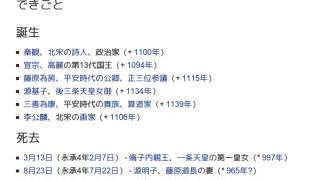 「1049年」とは ウィキ動画