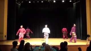 Penn State University Malaysian Night 2013: Zapin